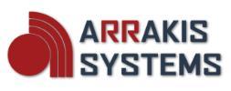 Arrakis Systems Logo