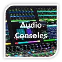 Broatcast Audio Consoles